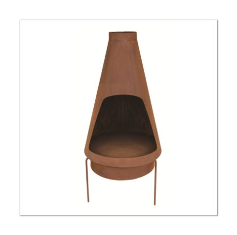 Charming Cove Chiminea By Northcote Pottery