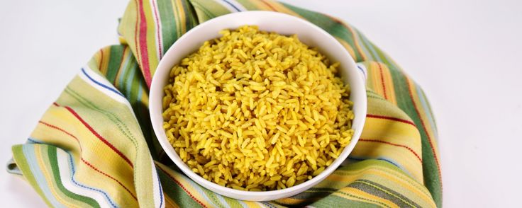 Daphne's Microwave Spicy Rice