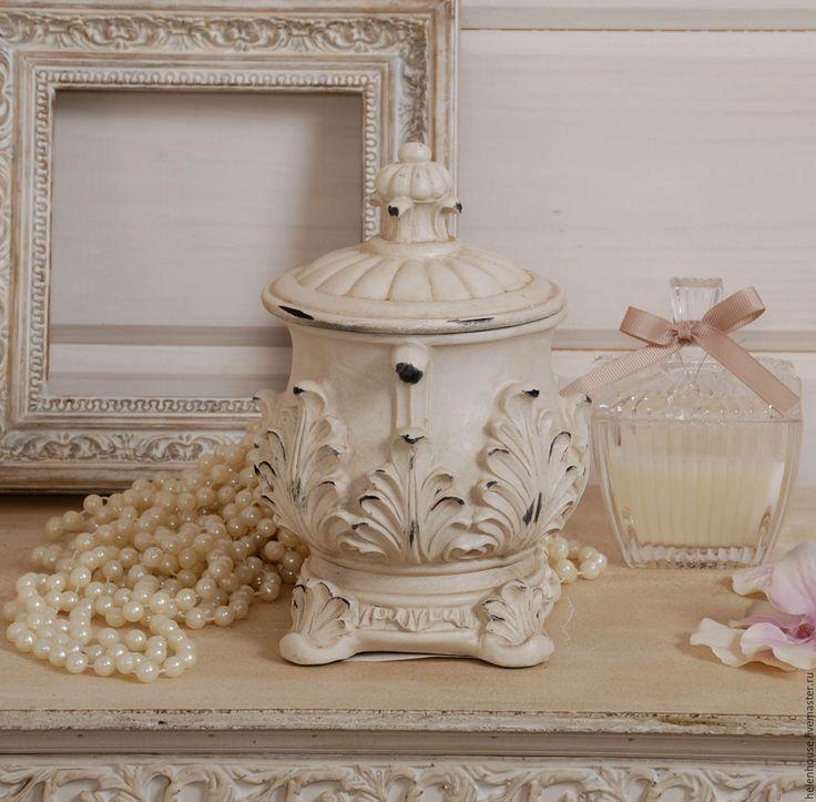 "Купить Шкатулка ""Барокко"" - прованс, стиль, интерьер, Декор, подарок, винтаж, для дома, шкатулка, кашпо"