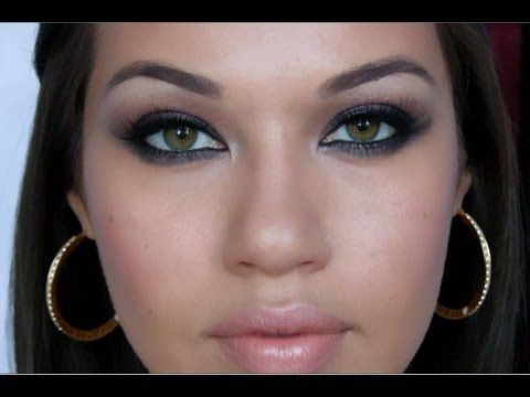 Mila Kunis Inspired Makeup Tutorial  This is one of my favorite types of makeup looks - a classic smoky eye and nude lip. Mila Kunis pulls this look off perfectly. This is an easy look to achieve and only a few products are needed.