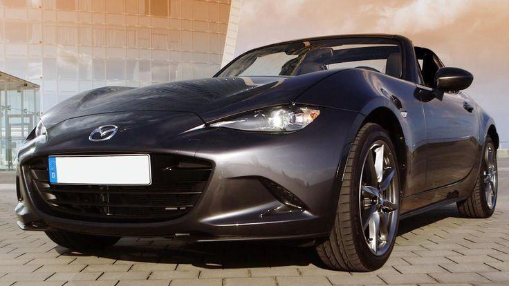 Trailer: Der neue Mazda MX-5 RF - GRIP - Folge 402 - RTL2