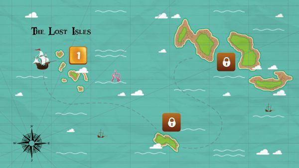 PirateLand on Behance