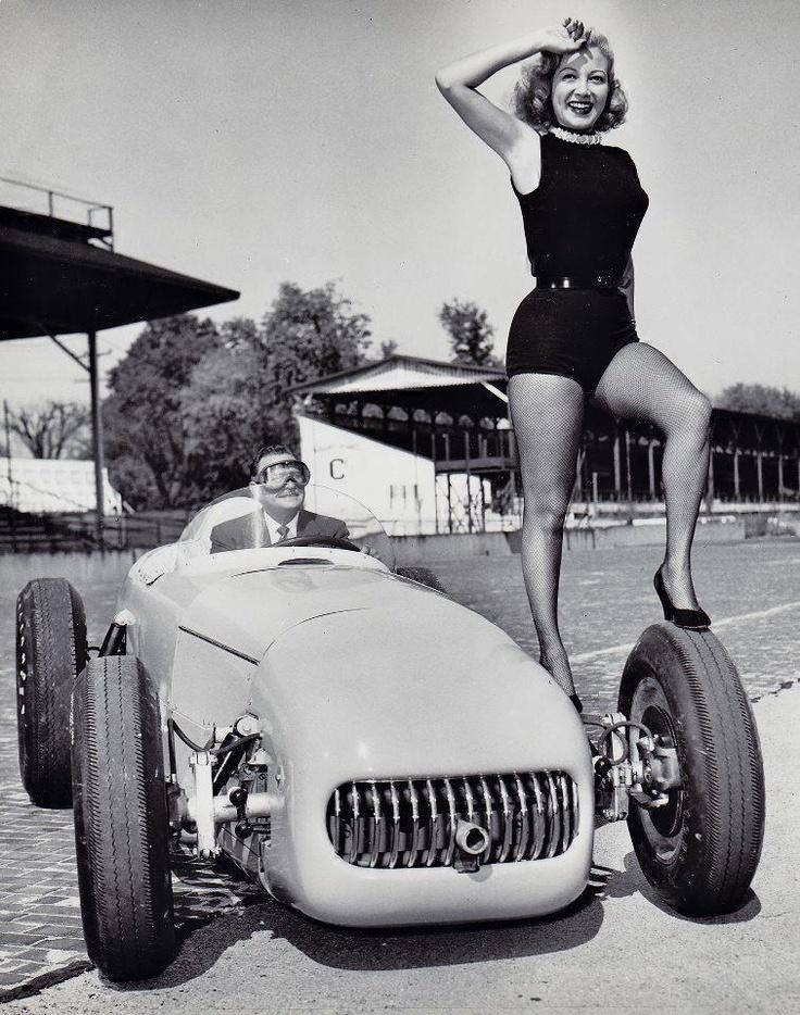 Best Vintage Classic Race Cars Images On Pinterest Race