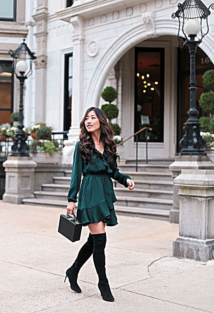 23 Dinner Date Outfit Ideas That Are Effortlessly Pretty In 2020 Dinner Outfit Classy Winter Outfits Dressy Dinner Party Outfits