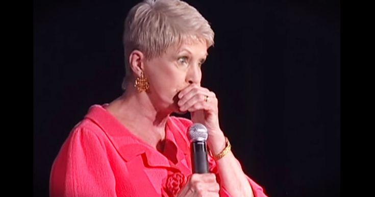 Christian Comedian Jeanne Robertson Stops Her Flight - Funny Video