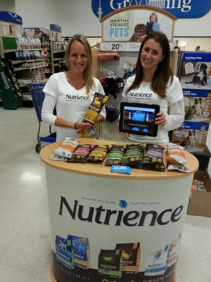 With the rain keeping everyone indoors, the #NourishTheBody team found #PetSmart locations across London to hand out samples at! Embedded image permalink