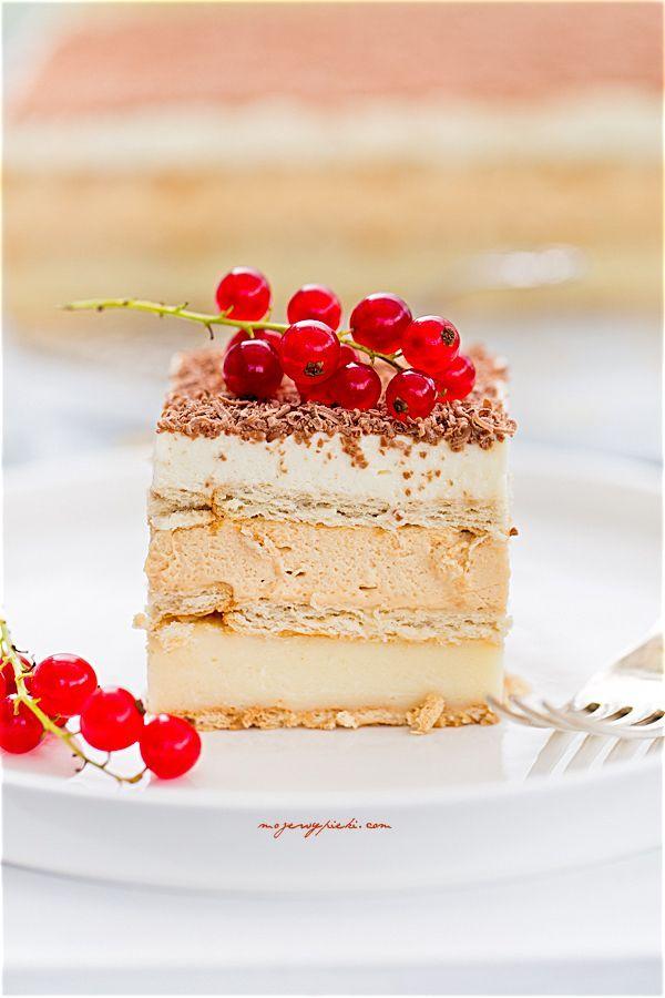 Moje Wypieki | Ciasto toffi (na krakersach)