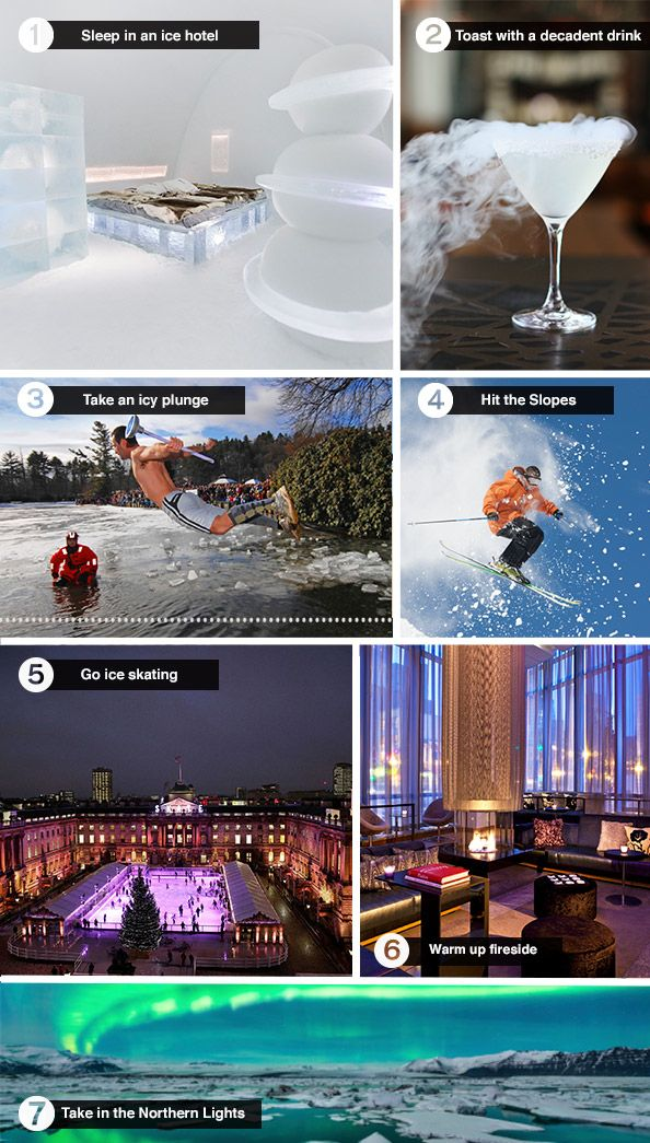 Our Winter To-Do ListDestinations, Buckets Lists, Winter, Doldrum Sets, Temperature Drop, Cold Albeit, Travel, Bucket Lists, Artic Blast Cold