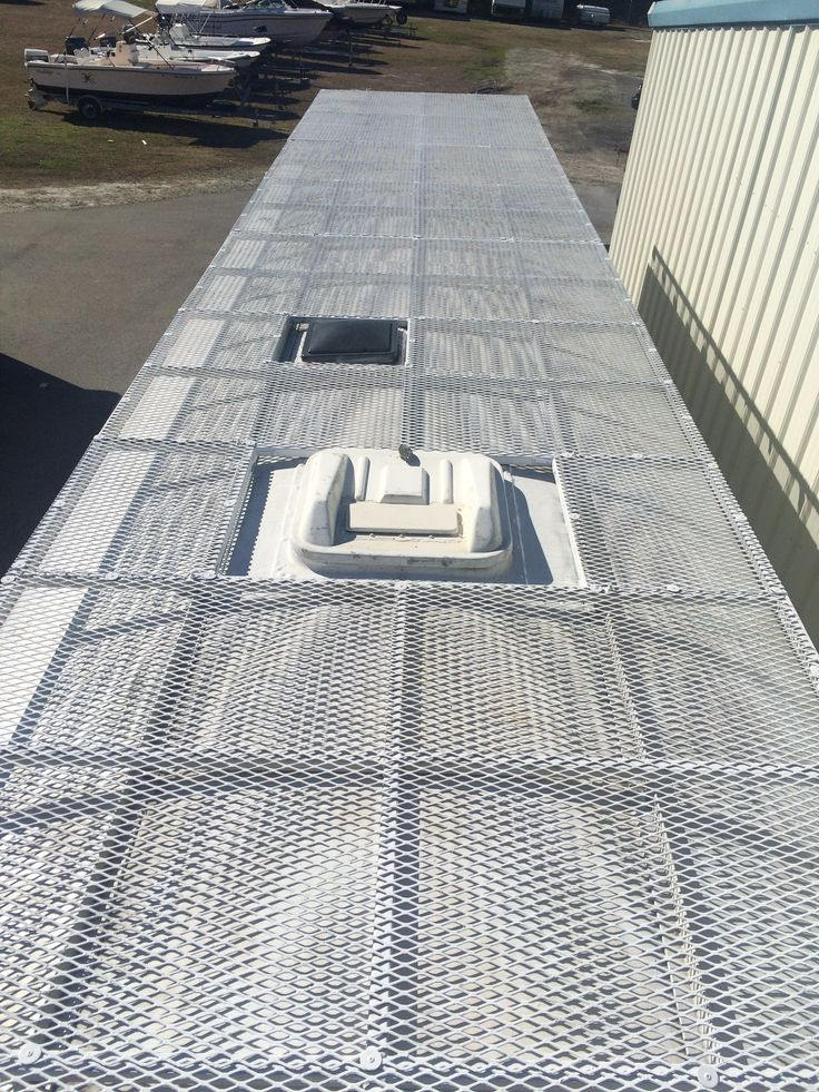 19 best rv roof deck images on pinterest roof deck for Rv with roof deck