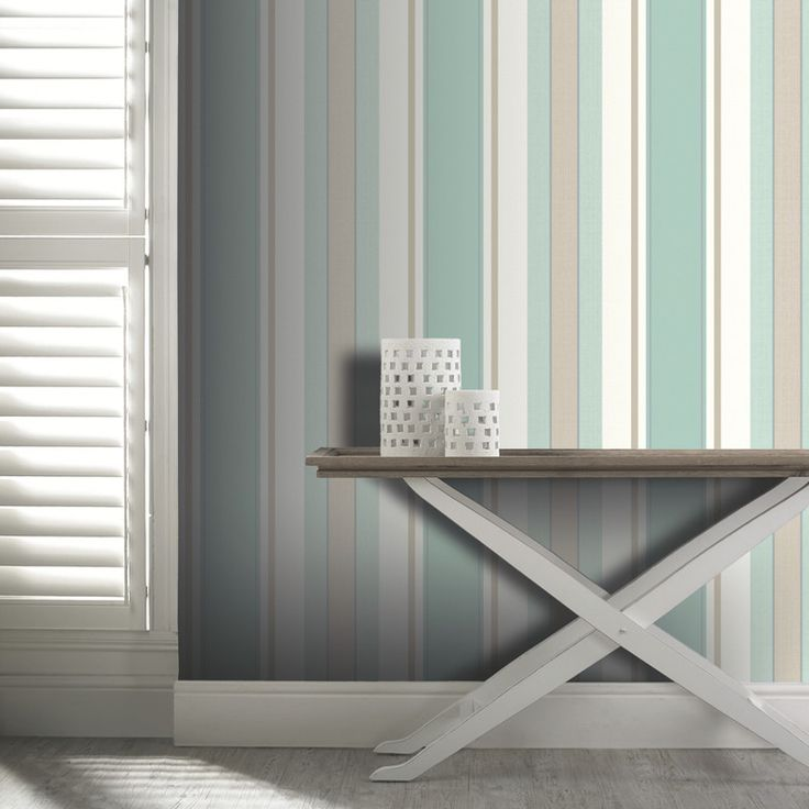 1000+ Ideas About Striped Wallpaper On Pinterest