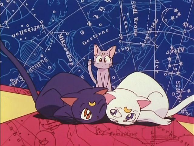 "sailorsnapshots: ""Shots from the Sailor Moon Super S Opening """