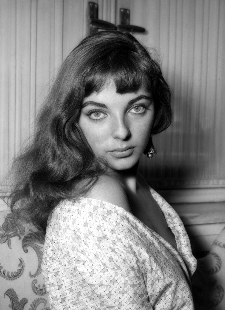 Joan Collins, totally perfect.