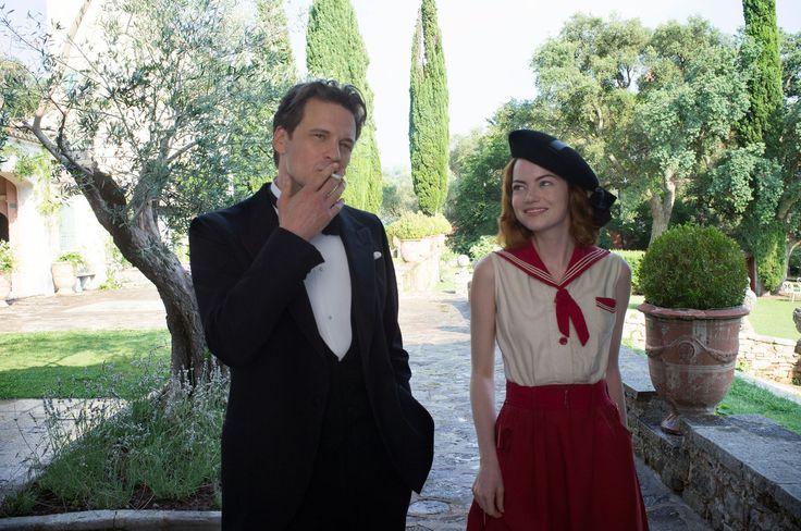 #ColinFirth e #EmmaStone sono i protagonisti del nuovo film di #WoodyAllen #MagicInTheMoonlight!