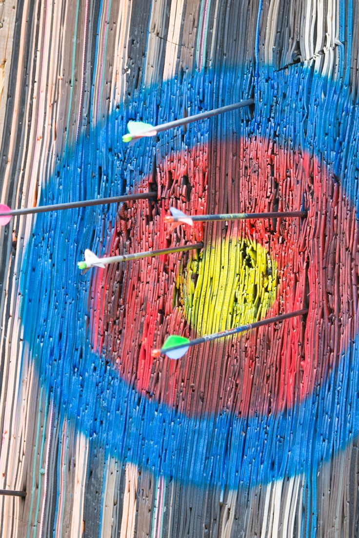 Archery. #SefapaneMagic
