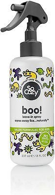 Medicated Hair Treatments: Socozy Lice Prevention Spray 8 Oz (Pack Of 4) -> BUY IT NOW ONLY: $47.81 on eBay!