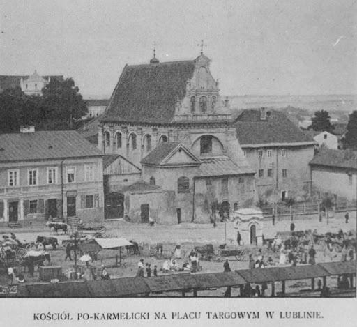 1902/03 r. ul. Świętoduska.