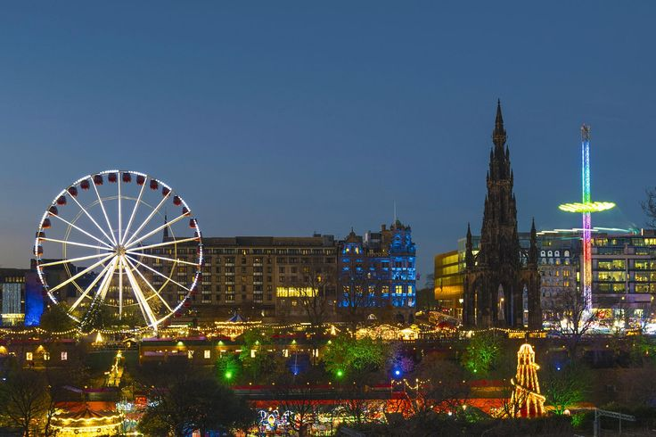 Visit Scotland Website