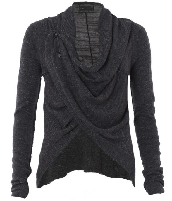 All Saints Spitalfields Dune cardigan.... You can never have too many cardigans when you live in the Bay Area!
