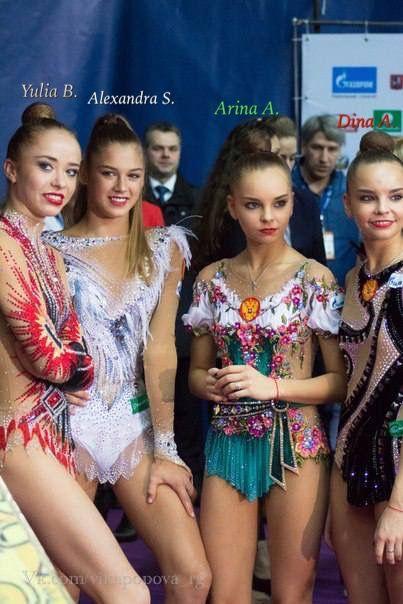 Yulia BRAVIKOVA & Alexandra SOLDATOVA & Dina & Arina AVERINA (Russia) @ Russian National Shampionship 2017 ❤️❤️ Photographer Vi.com/Vika Popova_rg.