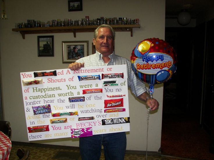 candy bar funnies for retirement | , and Shelly made Curt this candy bar poster for Curt's retirement ...