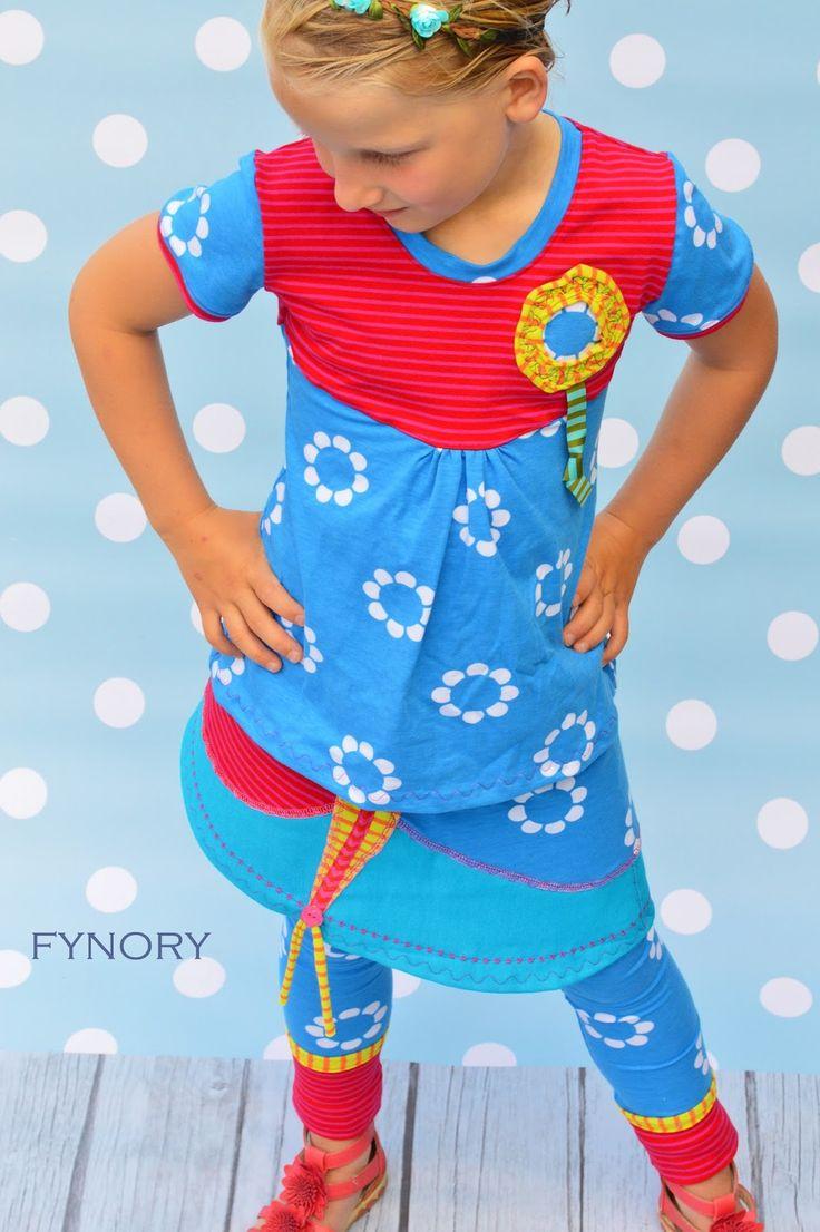 """fynory: """"Little Bessy"""" von #Allerlieblichst x """"Mono Blossom"""" von Astrokatze"""