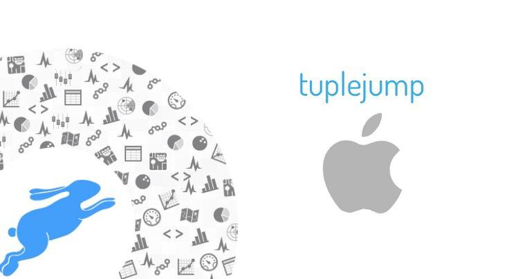 Apple, büyük veri ve makine öğrenme üzerinde çalışan Tuplejump'ı satın aldı