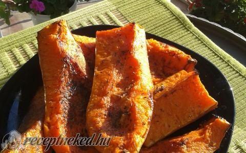 Fűszeres sütőtök recept
