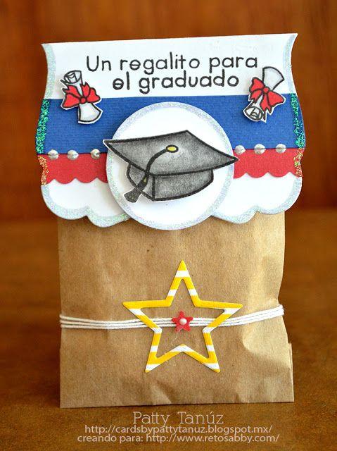 UN REGALITO PARA EL GRADUADO Graduation, Grad, Congratulations