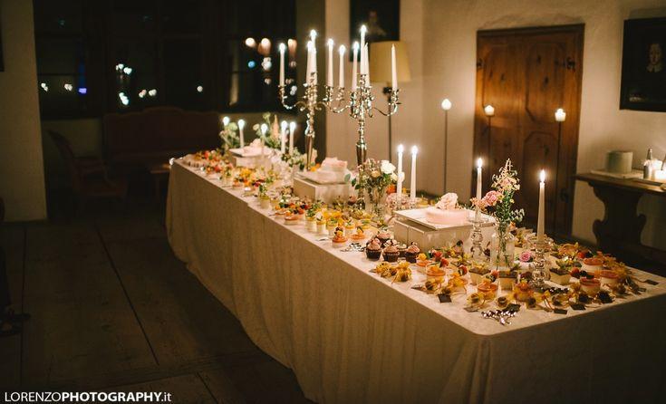 Dessert Buffet Wedding - Catering Hannah & Elia - Catering Italy