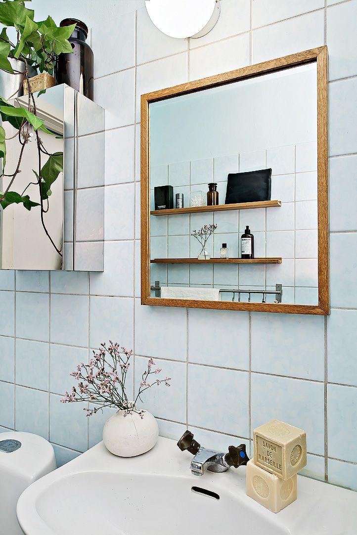 Bathroom details.