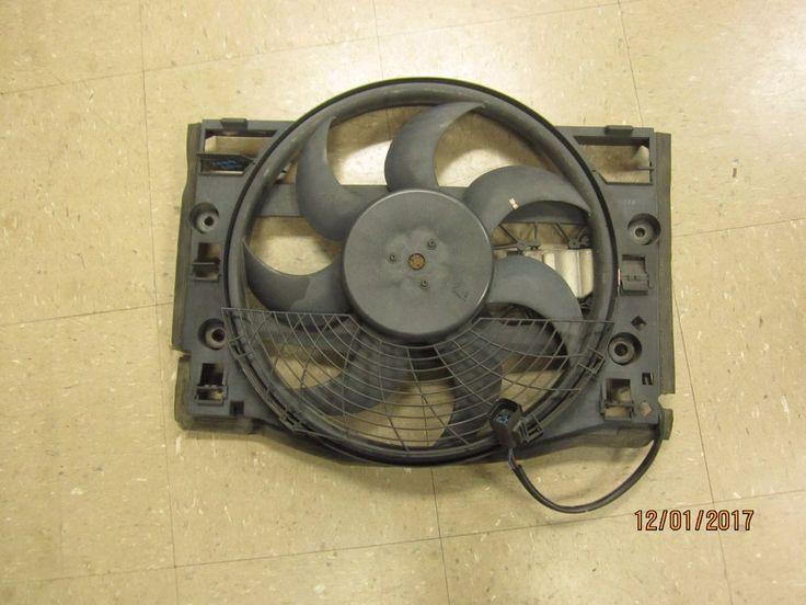 2001-2006 BMW M3 E46 Cooling Fan Radiator Electric Motor 6 992 670 GENUINE OEM #BMW