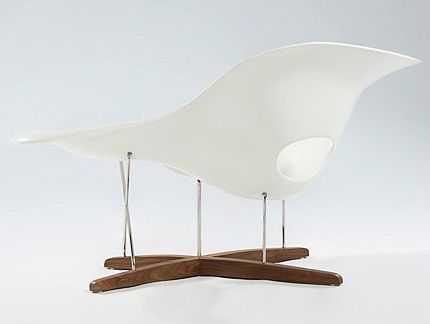 la chaise - Charles and Ray Eames