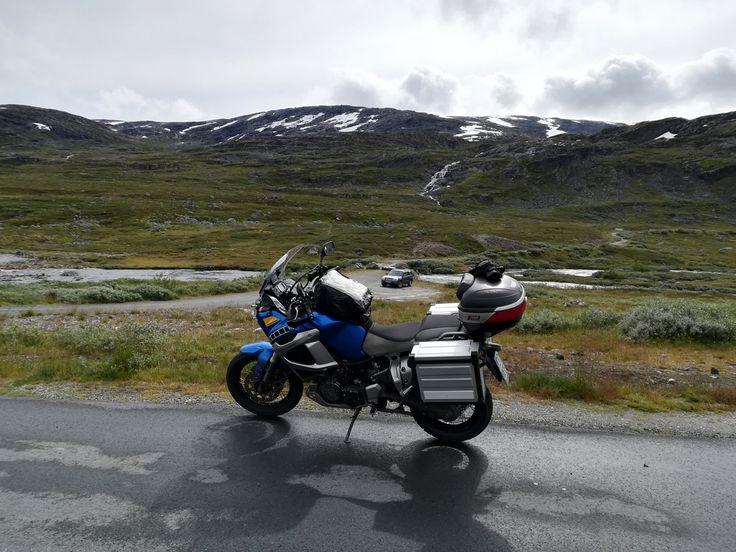 In Norway August 2017