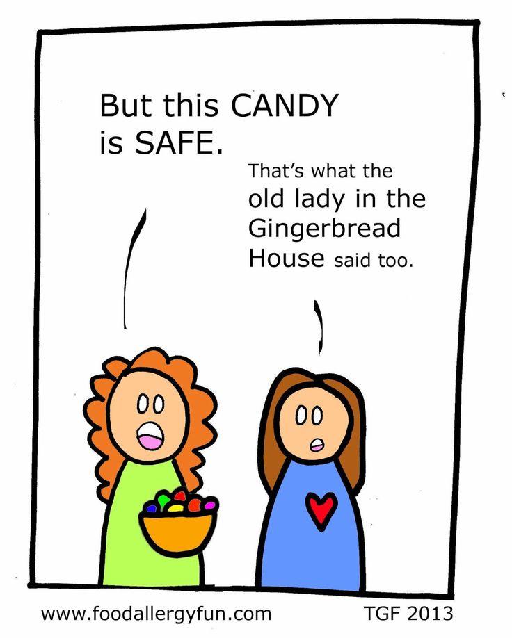 26 Best Allergy Humour Images On Pinterest Peanut