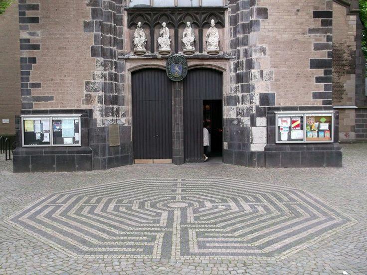 Sankt Severinkirche Keulen