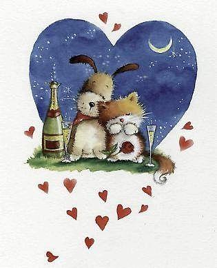 happy valentine rhymes