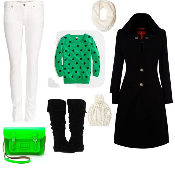 """winter green"" by simmysim0802 on Polyvore"
