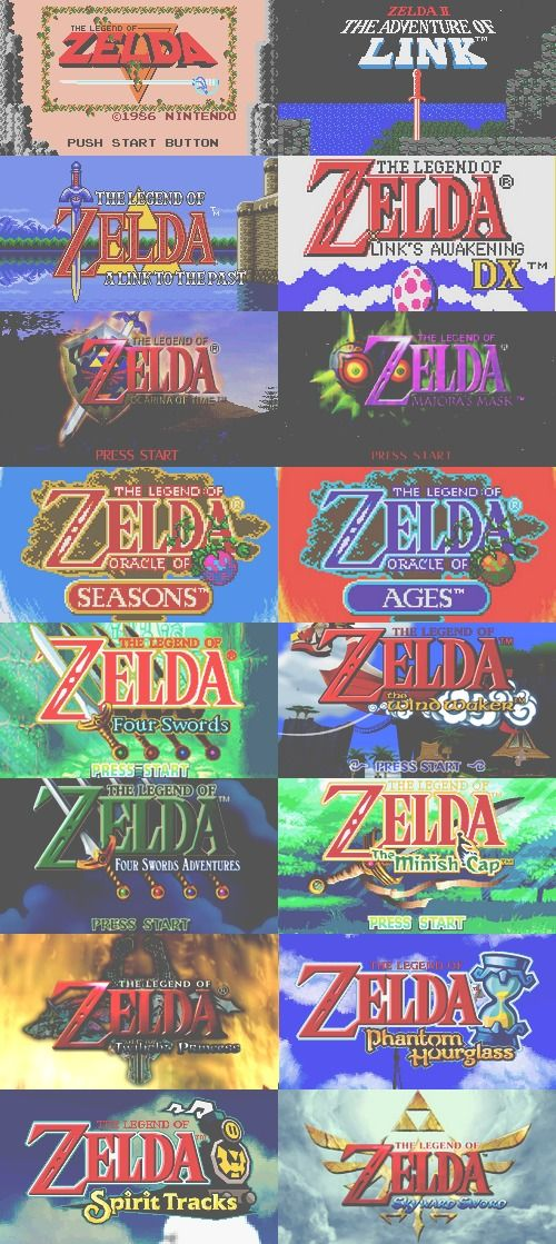 I have finished : Twilight Princess, Wind Waker, Ocarina of Time, Skyward Sword, Majora's Mask, Spirit Tracks, Phantom Hourglass, I've also finished the ones for the game boy color (which I still have!)