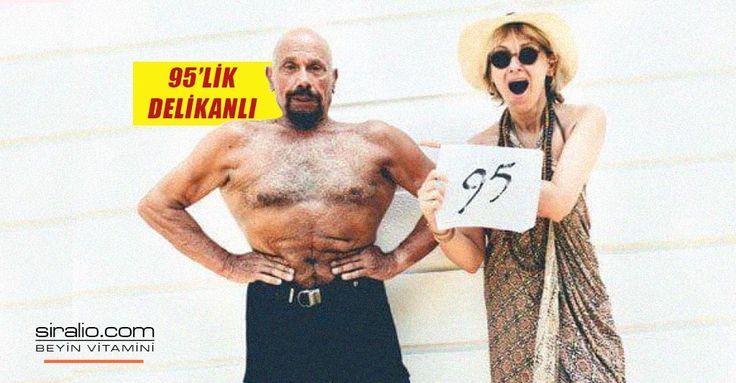 KAZIM GÜRBÜZ NEREDEYSE 100 YAŞINDA AMA HALA 30'LARINDA GİBİ