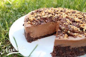 mascarponés csokitorta sütés nélkül