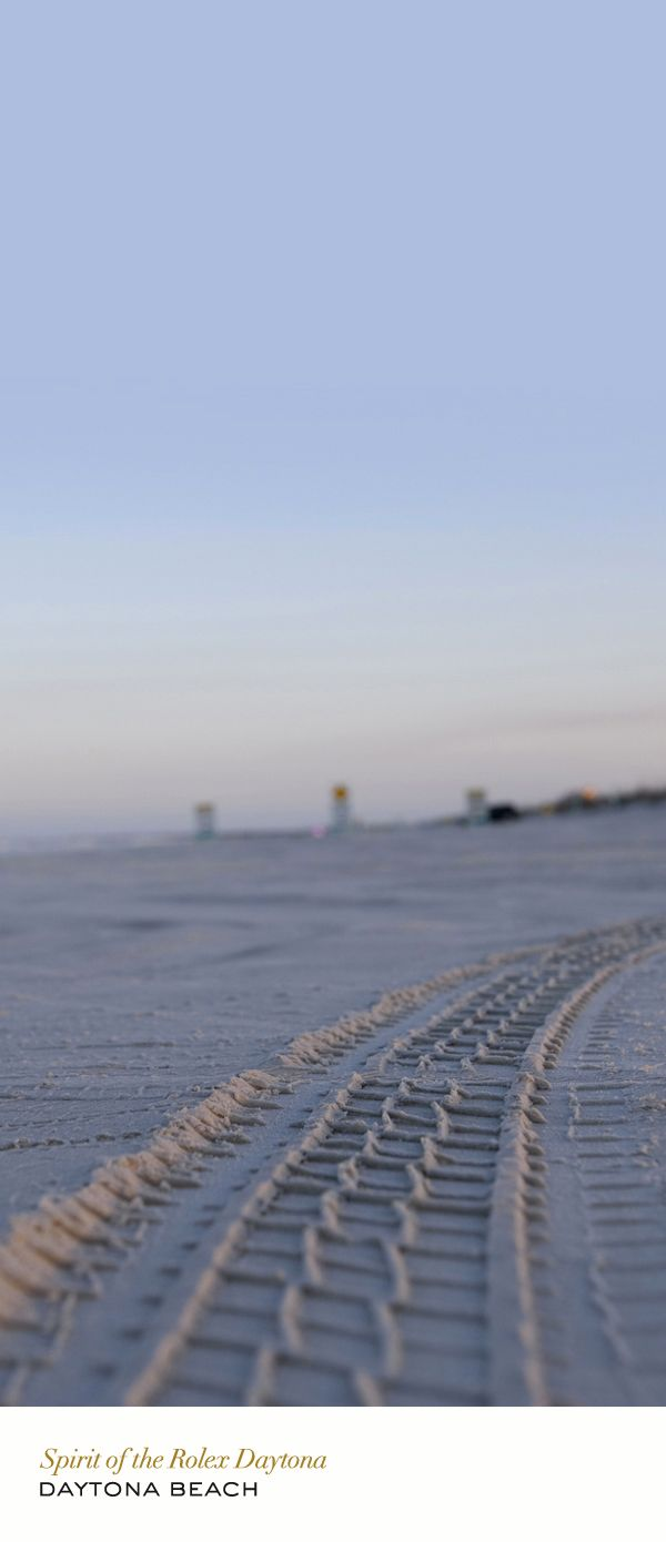 Daytona beach. #Rolex #RolexDaytona #RolexOfficial