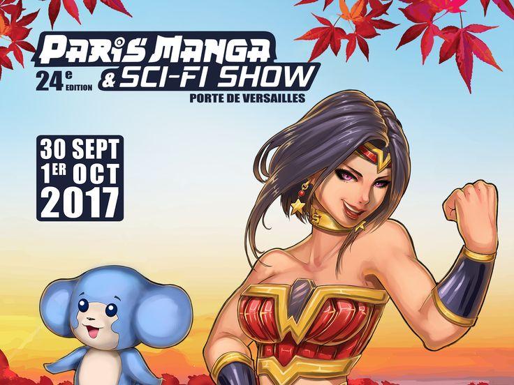 Paris Manga & Sci-Fi Show : la liste complète des invités de la 24ème édition