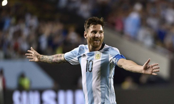Kalah Lagi, Argentina Terlalu Bergantung Pada Messi