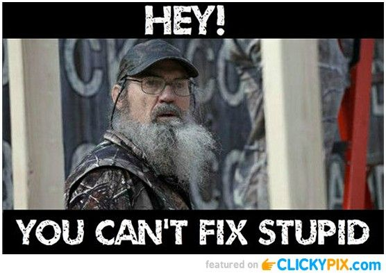 26 Quotes From Si on Duck Dynasty