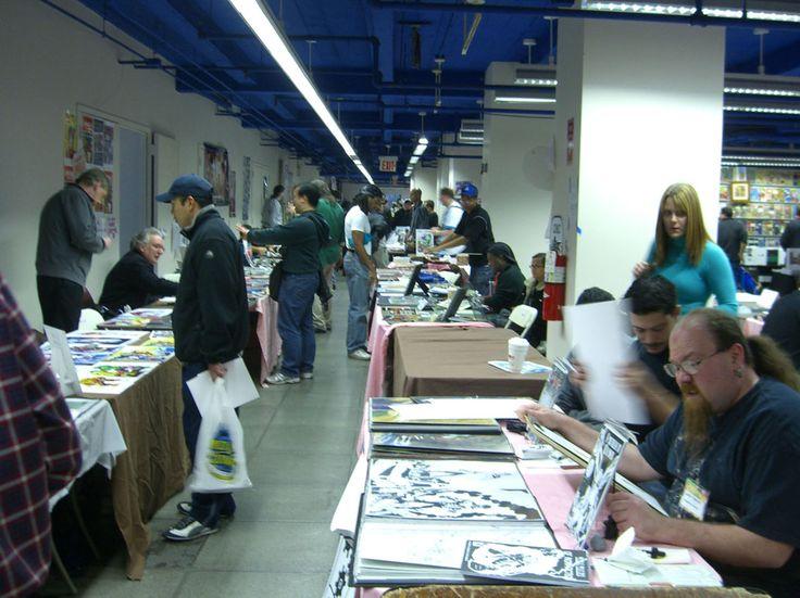 Big Apple Comic Con - Wikipedia