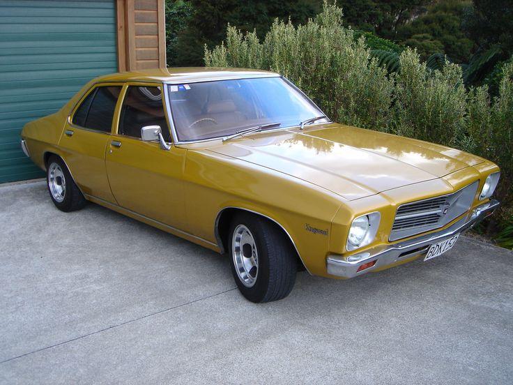 ◆ Visit MACHINE Shop Café... ◆ ~ Aussie Custom Cars & Bikes ~ (Golden 1971 HQ Holden Sedan)