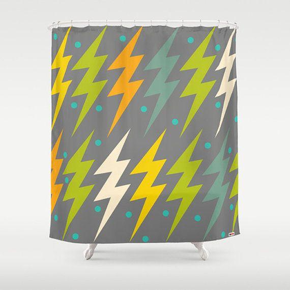 Modern Shower Curtain Modern Shower Curtain Designer by thegretest