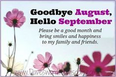 Hello September Quotes. QuotesGram by @quotesgram