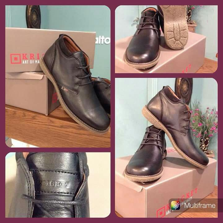 #kricket #collection #menboots #leatherboots #taccoalto