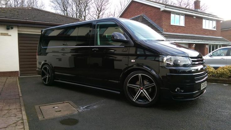 First one and it is Black - VW T4 Forum - VW T5 Forum